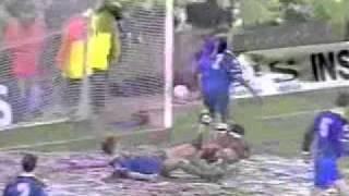 Crystal Palace v Chelsea 1993.wmv
