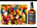 How To Make Alcoholic Gummy Bear With Jack Daniels