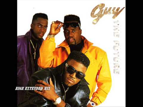 Guy - Let's Stay Together (Ext.Rap RMX)(BIGR Extended Mix) New Jack Swing