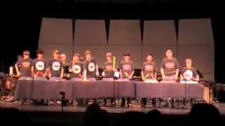 West Percussion: Offenbach vs. Liszt