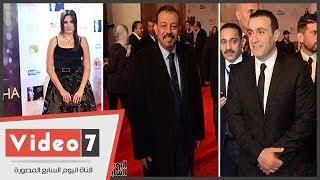 أحمد السقا وآل الكحكى وياسمين عبد العزيز ومى عمر وبوسى فى حفل وشوشة