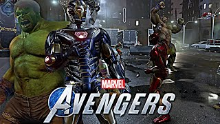 Marvel's Avengers Game - New Gameplay Details, MASSIVE Character Breakdowns!