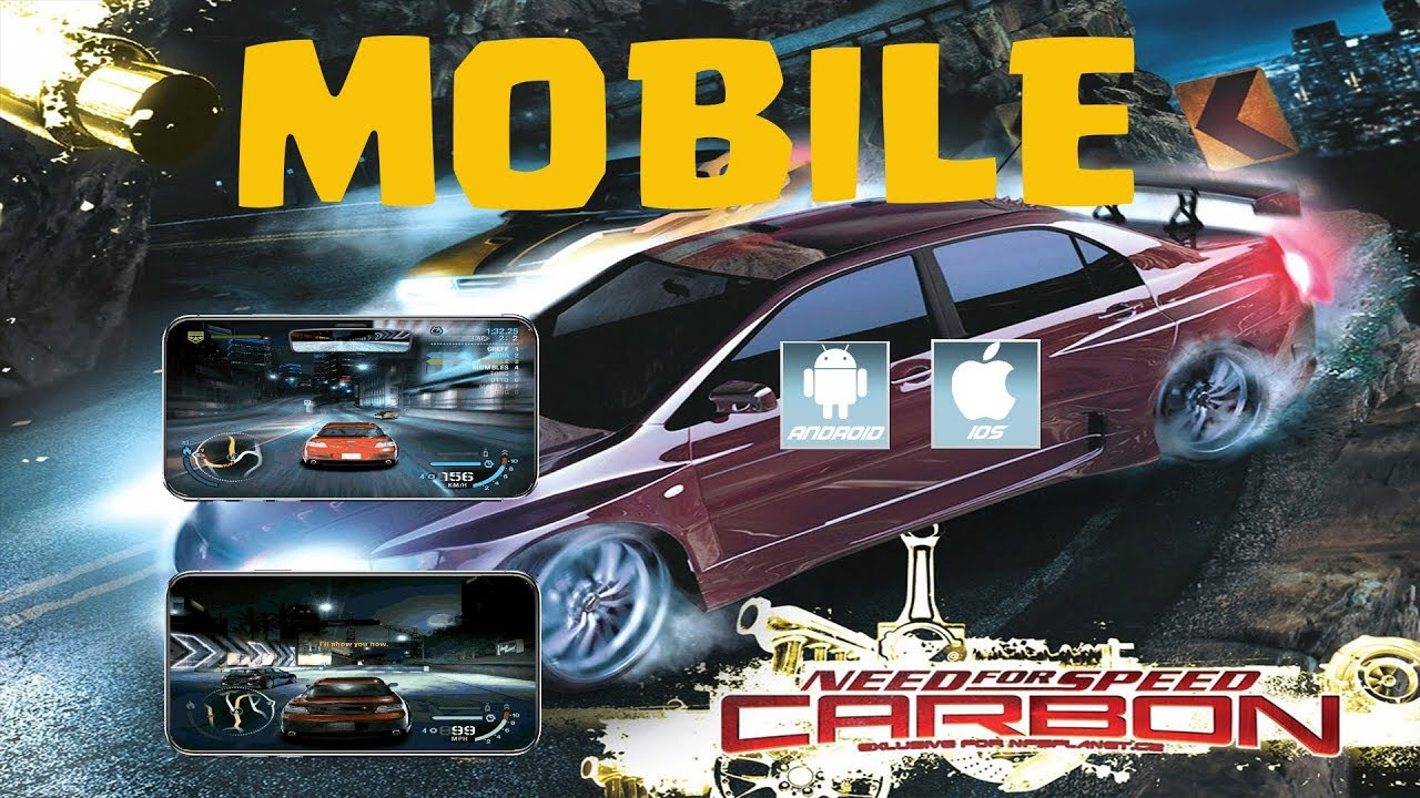 download nfs carbon android free