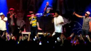 Mac Miller LIve @ Highline Ballroom - Outside / Senior Skip Day
