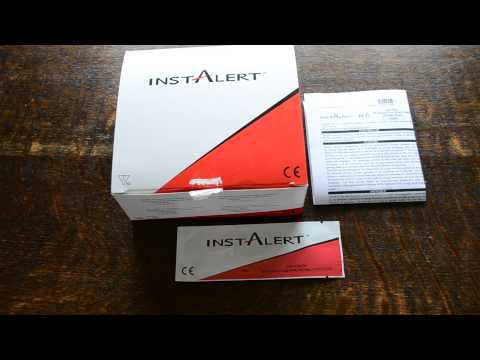Pregnancy Tests Early 25miu Instalert Professional Pregnancy Test Packs