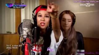 Heize, Jessi, Wheesung – Me, Myself and I (rus sub / русские субтитры)