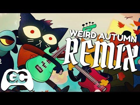 Night In The Woods Song 🎵 CG5 ▸ Weird Autumn (Remix) ▸ GameChops