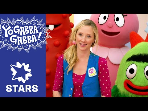If You Break It You Buy It - Anne Heche - Yo Gabba Gabba!