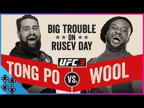 UFC 3: BIG E vs. RUSEV - BIG TROUBLE on RUSEV DAY! - Gamer Gauntlet
