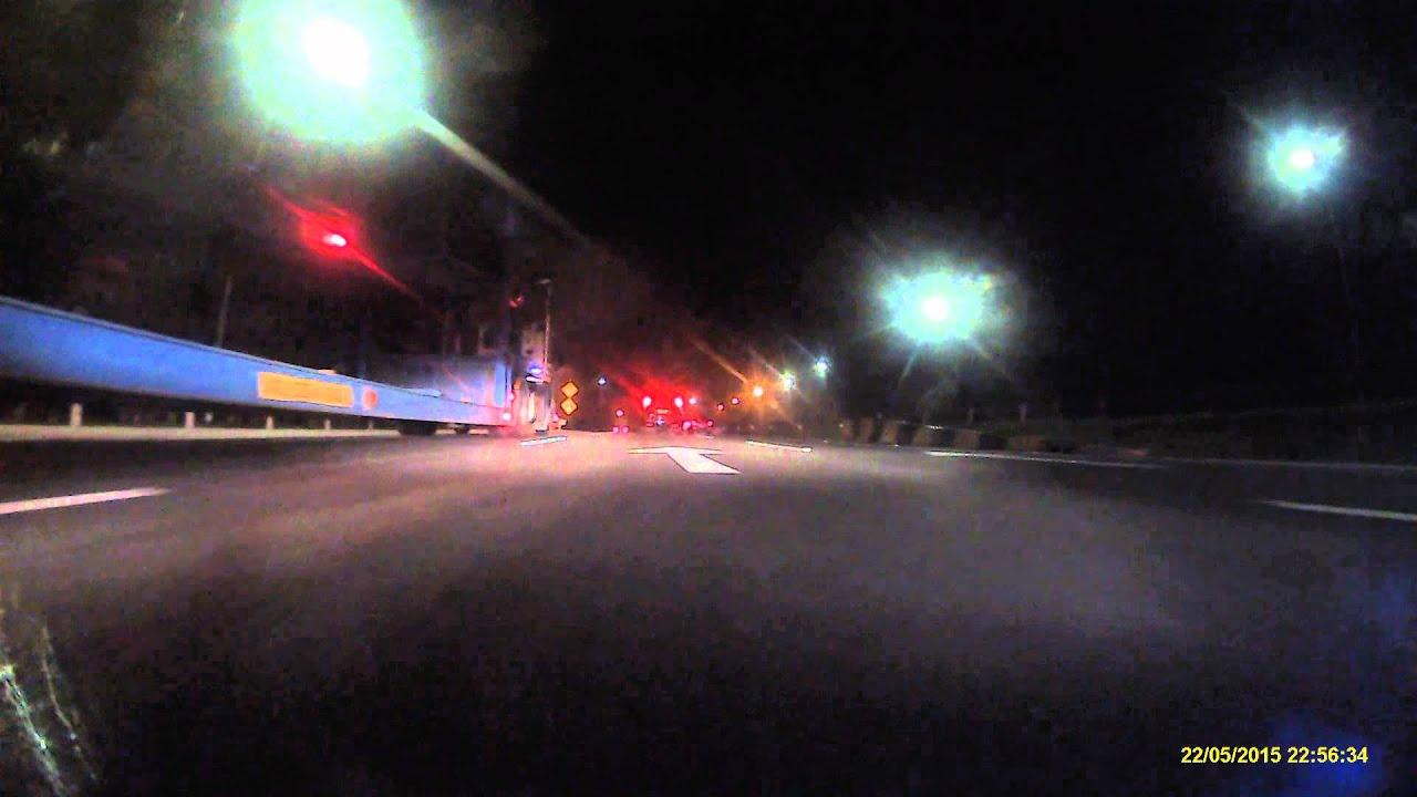 Uphill Satria Gti Accident Youtube