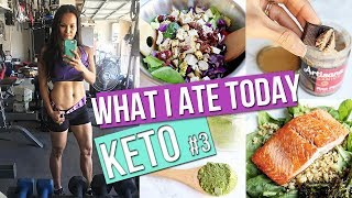 Full Day of Eating Keto | Intermittent Fasting: Ep 3