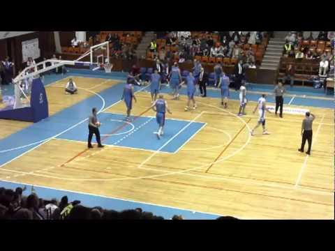 Josh Jackson's full game film, playoffs: Mures - Steaua, 23 points, Q4