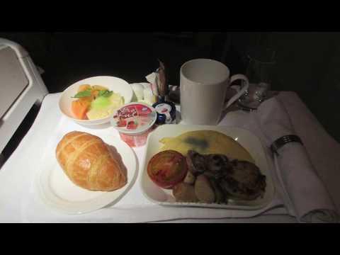 Flight Report Jakarta to Dubai EK358 in Business Class