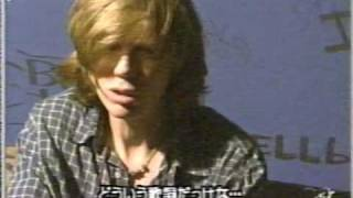 Sonic Youth Interview Part2 of 4 With Thurston Moore + Lee Ranald (...