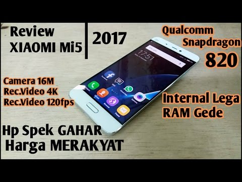 Review Xiaomi Mi5 Indonesia | 2017