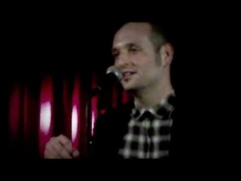 Drew Sarich - New York am 23.01.2012 im roten Salon in Berlin
