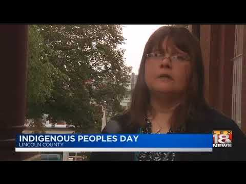Lincoln County Town First In State To Recognize Indigenous Peoples Day