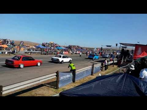 SALDANHA DRAGS 2016 TOP END 800M  [FULL MOVIE]