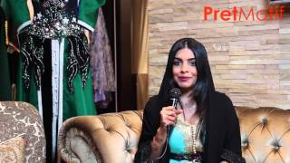 Sara Mohammad (Arabic) at StyloCity Fashion Show 2016