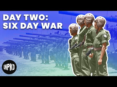 Day Two of the War | Six Day War Project