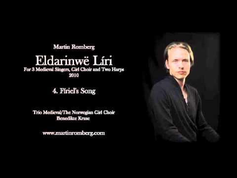 J.R.R. Tolkien, Choir Music, Firiel's Song
