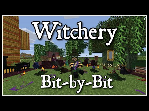 Witchery: Bit-by-Bit (Part 8: Magic Broom!)