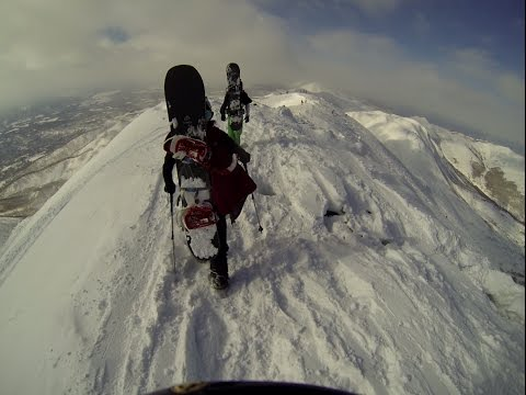 Ski Japan Teaser Trailer - Journey to Hokkaido