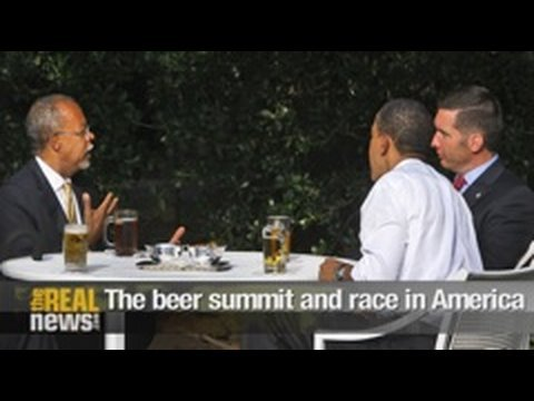 The beer summit and race in America