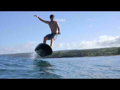 Fliteboard rental - 20 seconds of Fliteboard ULTRA Adrenaline