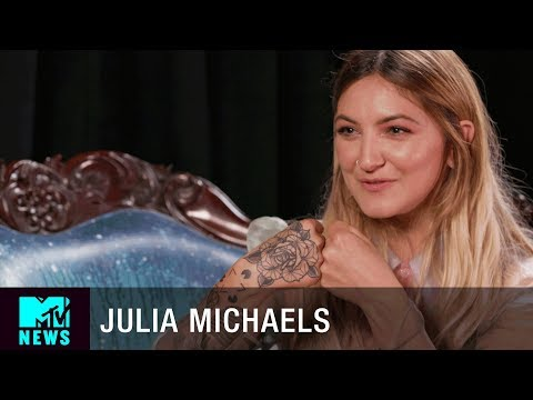 Julia Michaels on the Genesis of Her Song 'Uh Huh' | MTV News
