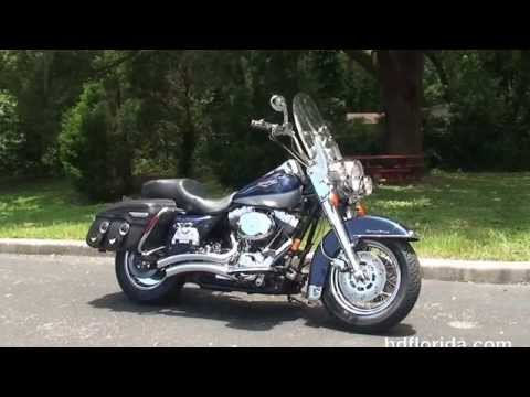 Used Harley Davidson Road King Motorcycles for sale in Pensacola FL