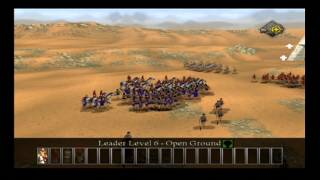 The History Channel: Great Battles Of Rome PS2 Gameplay