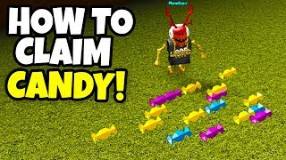 HOW TO GET *CANDY* 🍬| Build a boat For Treasure ROBLOX