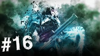 Metal Gear Rising Revengeance Gameplay Walkthrough Part 16 - Sundowner Boss - Mission 5