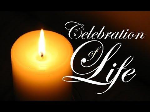Ellen S Celebration Of Life Service Youtube