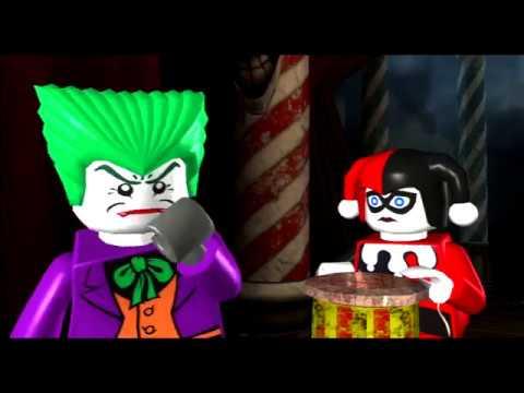 LEGO Batman   Part #11 - Joker's Home Turf - YouTube