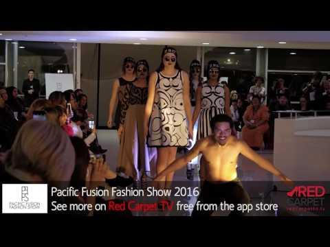 Pacific Fusion Fashion Show 2016