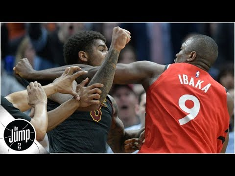 Serge Ibaka needs intervention from Raptors after Marquese Chriss fight - Michael Wilbon | The Jump