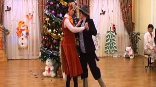 """Танец Лисы Алисы и Кота Базилио (взрослые) Детский сад """"Светлячок"""" 15 Коломна"""