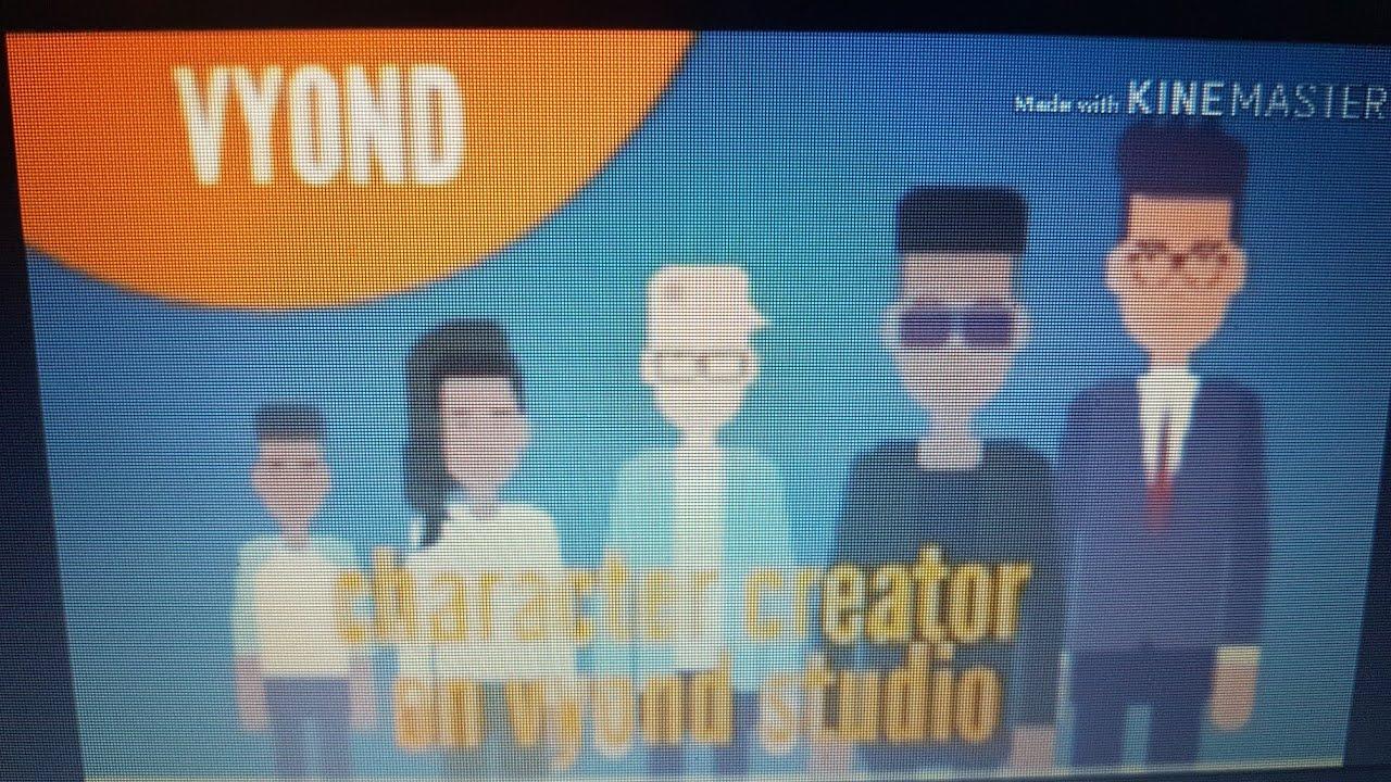 vyond character creator on vyond studio