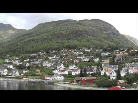 Norway Oslo-Bergen part 1/2.
