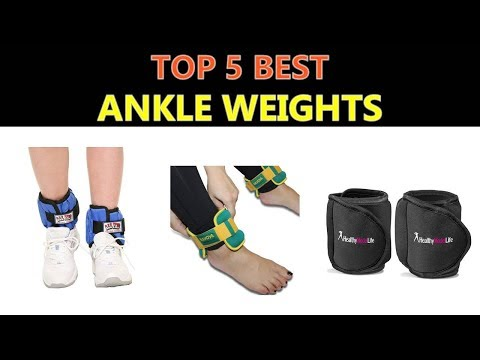 Best Ankle Weights 2020