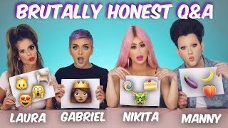 One of Gabriel Zamora's most viewed videos: Brutally Honest Q & A w/ Laura Lee, Nikita Dragun & Manny Mua | Gabriel Zamora