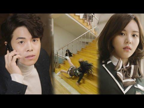 《BEST》 마을 The Village|이열음, 박은석 질투심에 친구 계단 아래로 밀쳐 '충격'  EP03 20151014