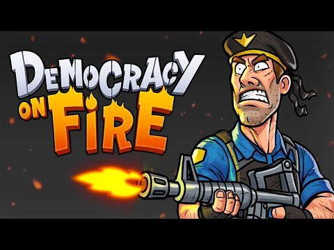 Democracy On Fire - Android Gameplay ᴴᴰ