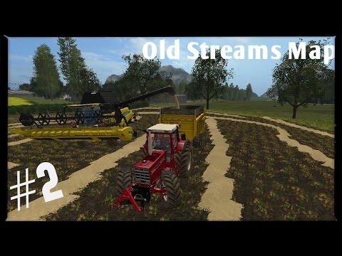 Farming Simulator 17 | Old Streams Map | Episode 02 | Moisson ! |