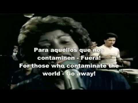 FAMOUS SALSA SONGS TRANSLATED INTO ENGLISH 3 - Celia Cruz - La vida es un carnaval
