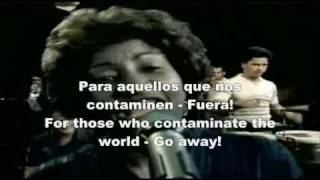 FAMOUS SALSA SONGS TRANSLATED INTO ENGLISH 3 - Celia Cruz - La vida es un carnaval