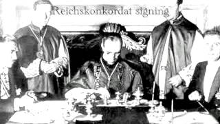 Vatican Intrigue with Pope Pius XII: The Missing Concordat