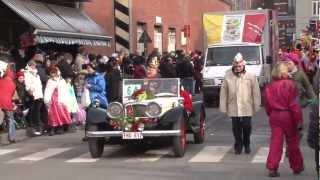 Carnaval Aalst 2013 - Koazer Kamiel en prinsj Den Board